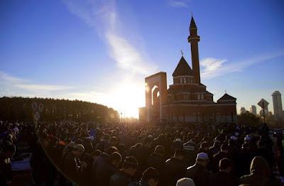Satu Contoh Keteguhan Muslim Eropa Di Bulan Ramadhan