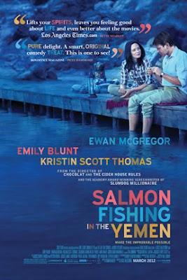 Salmon Fishing in the Yemen (2011) คู่แท้หัวใจติดเบ็ด