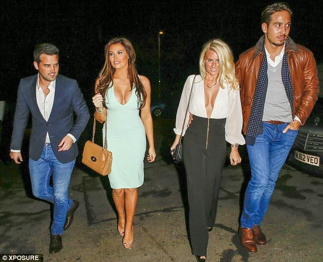 Who is dating who in towie
