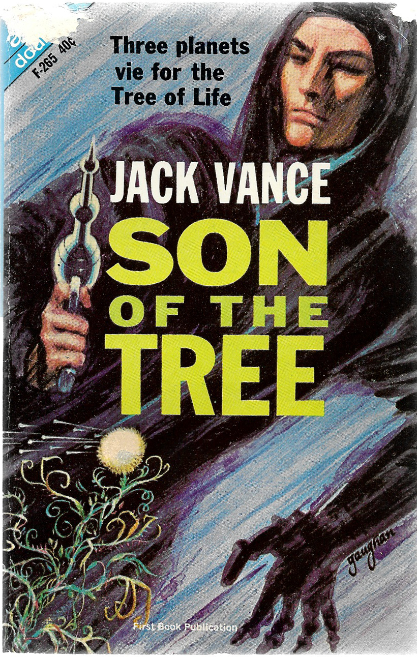 The Houses Of Iszm Son Of The Tree Ace Double Jack Vance 1964 Good