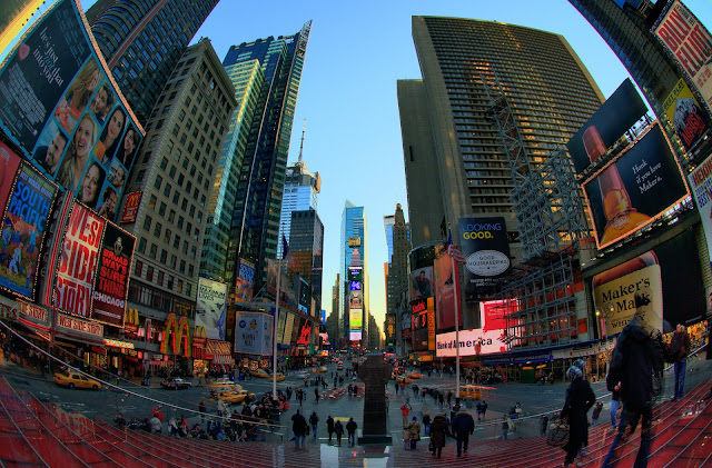 Things to do in Times Square New York City