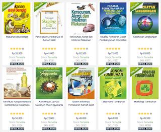 Daftar Buku Lengkap UGM Press Cluster Kesehatan dan Kedokteran