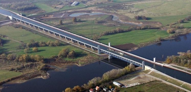 Bridge for Fish in Germany