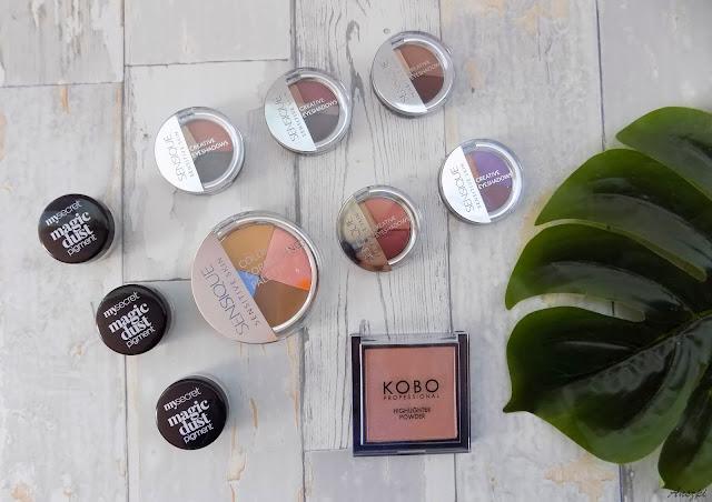 Kosmetyczne nowości do makijażu w drogeriach Natura