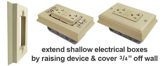 These Handy Box Extenders Sit Under Your Device Simple Place The On Top Of Extender Then Both Into Electrical At Same Time