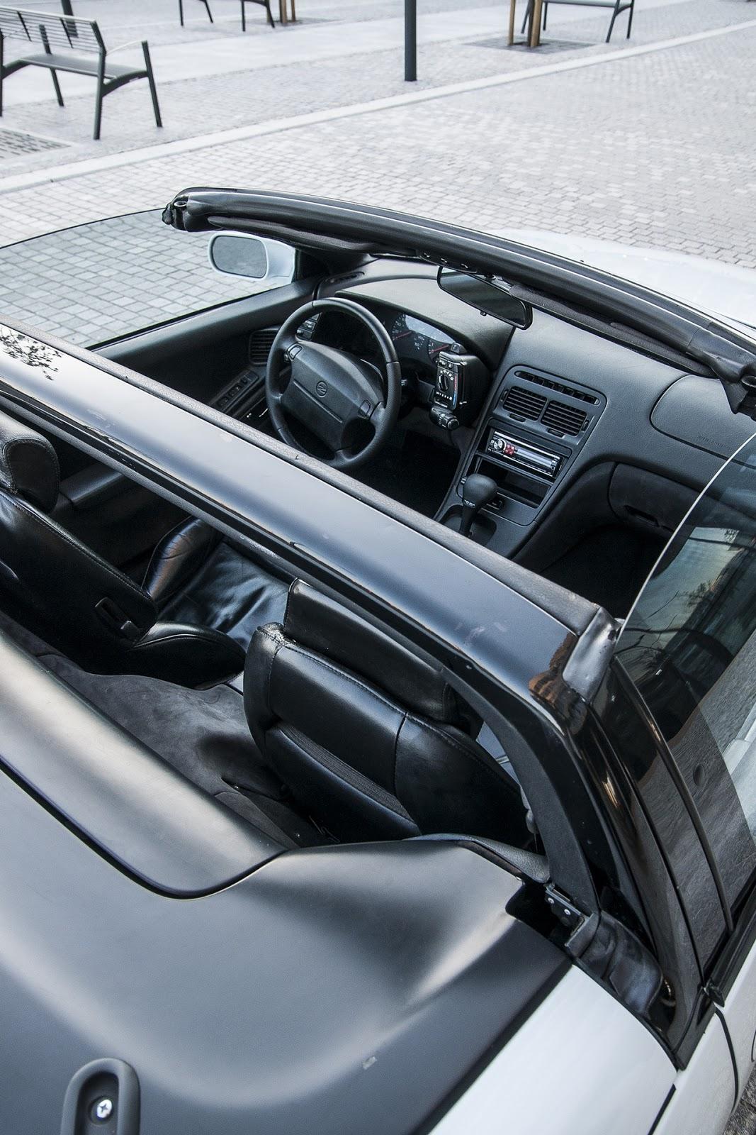 Nissan 300ZX Z32 kabriolet