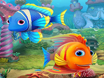 لعبة حوض الاسماك Aquascapes