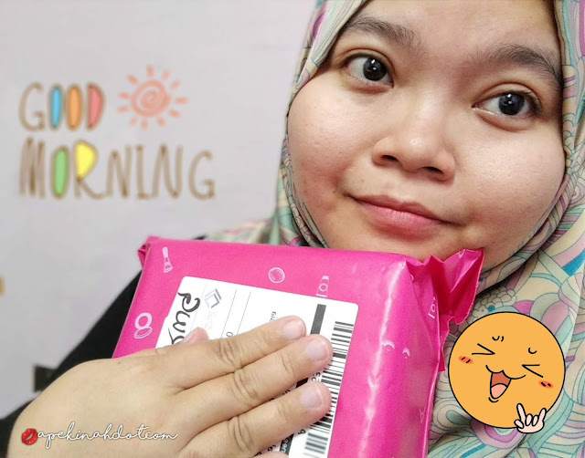 Althea | Milk Peel Cream Mask Review