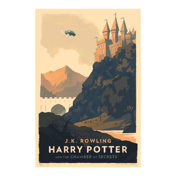 Harry Potter Print Set