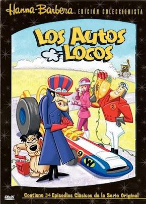 Los Autos Locos [Audio Castellano] [34/34] [MEGA]