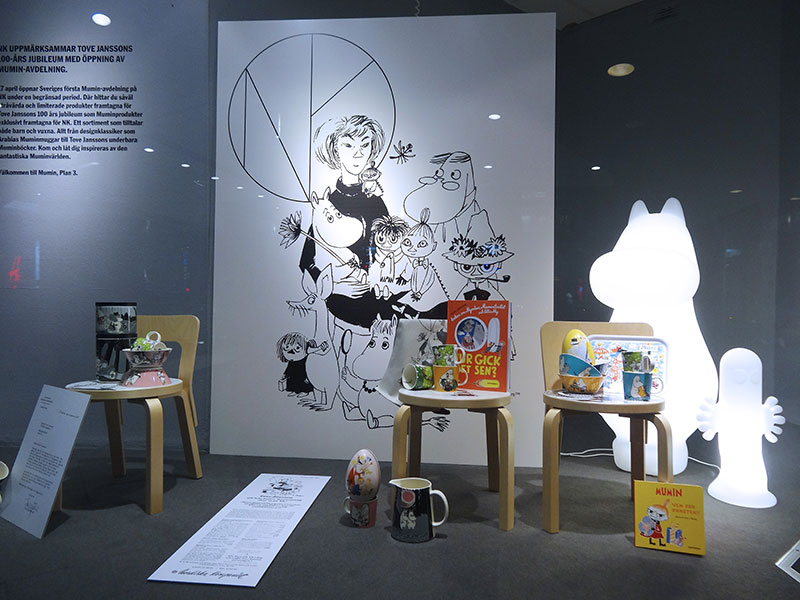 Stockholm_NK_shopwindows_Moomin