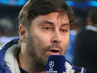 Top Belgian football TV presenter, Stephane Pauwels charged with armed robbery