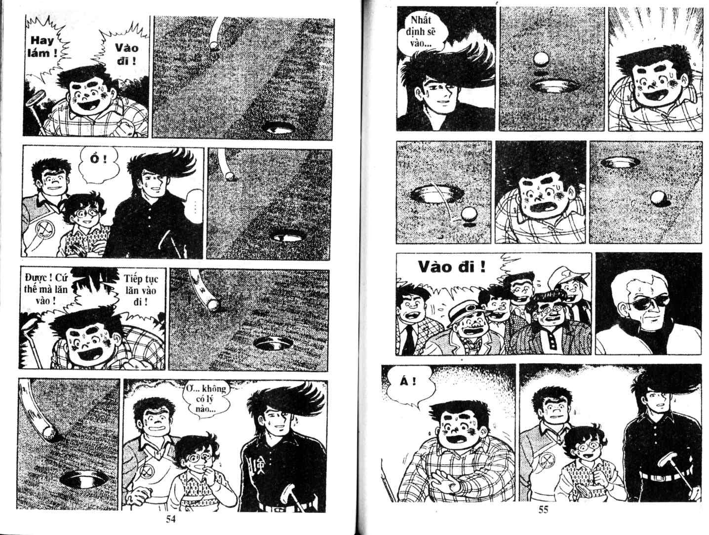 Ashita Tenki ni Naare chapter 7 trang 26