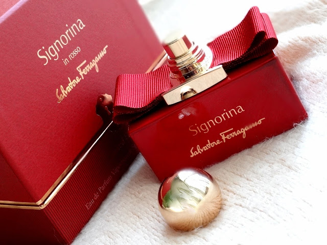 Salvatore Ferragamo Signorina in Rosso