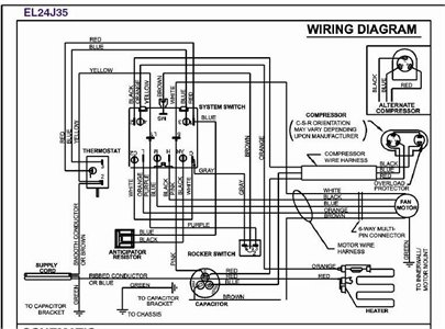 Ge 8000 Btu Window Air Conditioner Wiring Diagram