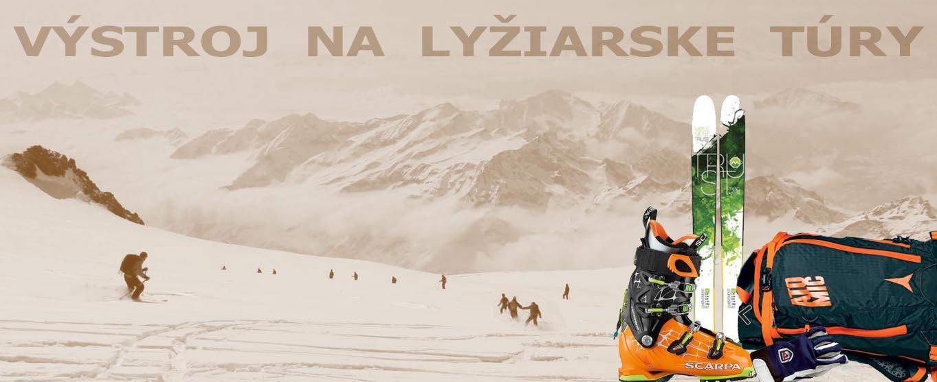 dcb9bf9a0 Mali by ste najprv vedieť, akú výbavu budete potrebovať na viacdňovú  lyžiarsku túru (ski tour). Začína sa putovaním od chaty k chate, t.j. s  nocovaním pod ...