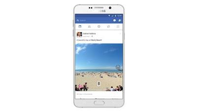 Facebook Akan Memiliki Dukungan Untuk Menampilkan Foto 360 Derajat