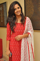 Anusuya in Red at Kalamandir Foundation 7th anniversary Celebrations ~  Actress Galleries 010.JPG