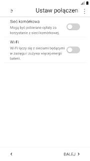 LG G5 Konfigurowanie nowego użytkownika
