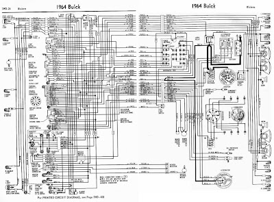 buick riviera 1964 electrical wiring diagram all about wiring diagrams. Black Bedroom Furniture Sets. Home Design Ideas