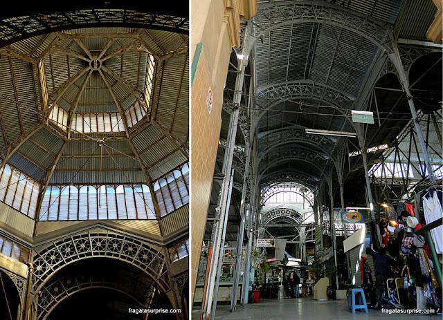 Mercado de San Telmo, Buenos Aires
