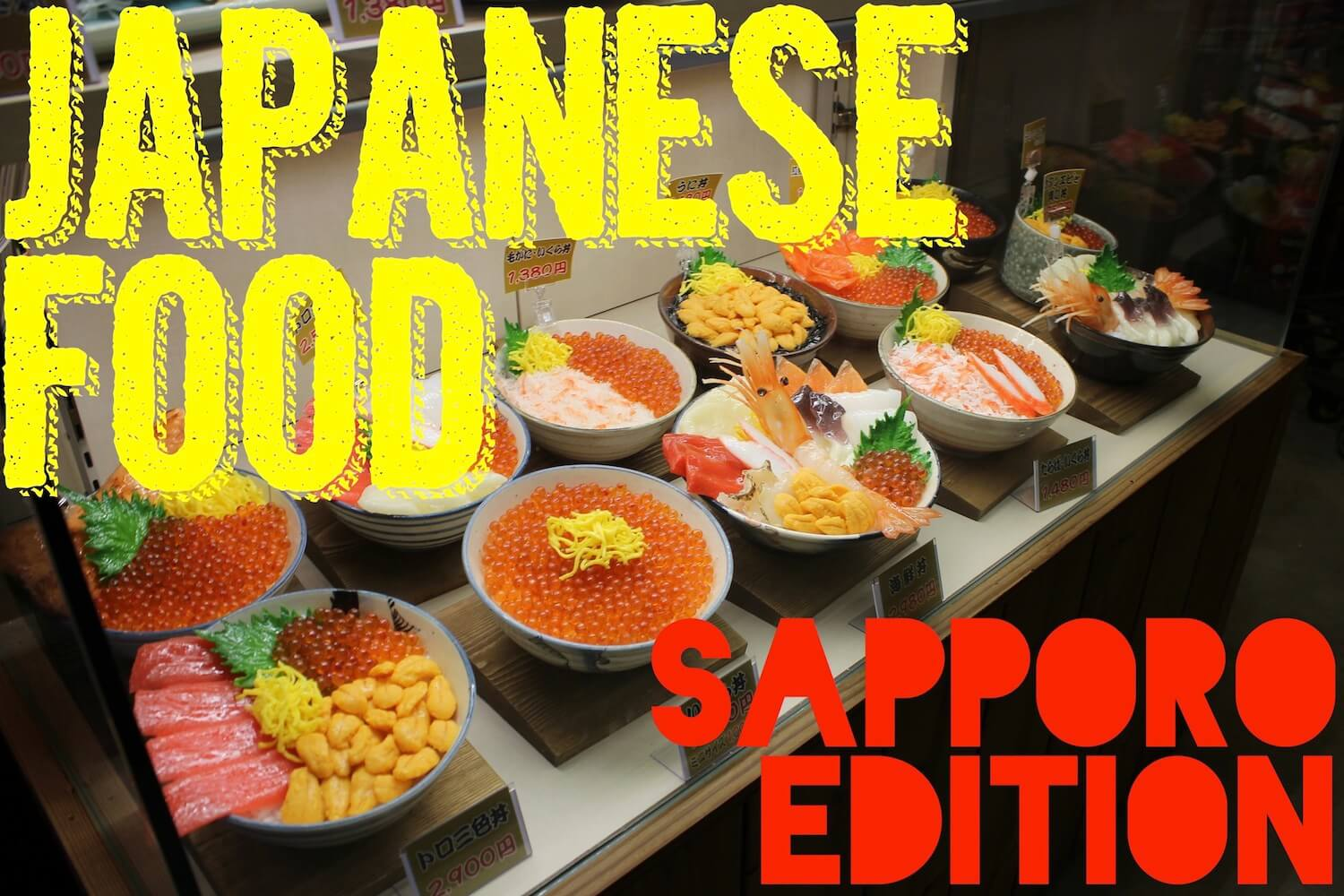japanese food sapporo header