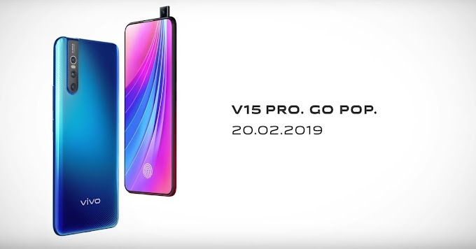 Vivo V15 Pro Pop-Up Camera, Specs, Price, Images Much More