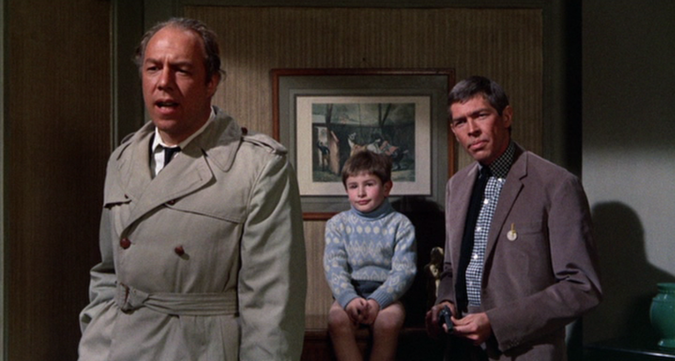 george kennedy charade - photo #17