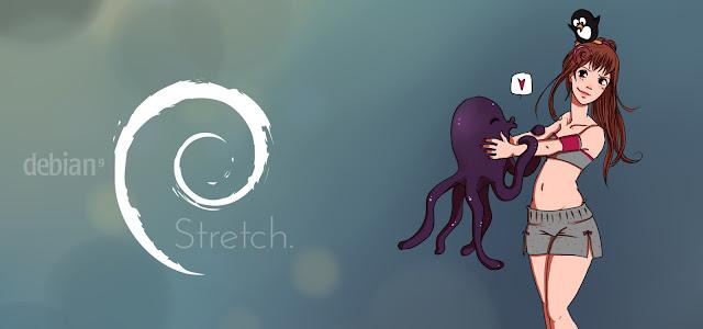 "Debian GNU/Linux 9 ""Stretch"" RC2 lançado!"