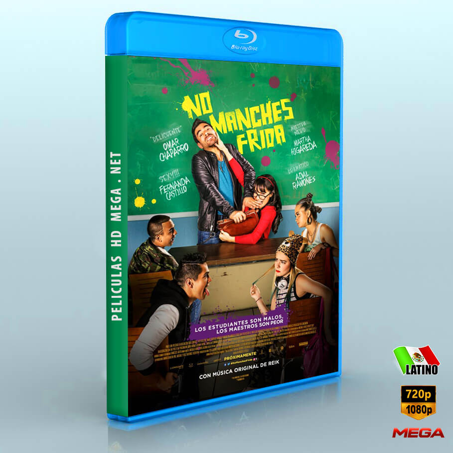 descargar pelicula no manches frida dvdrip latino