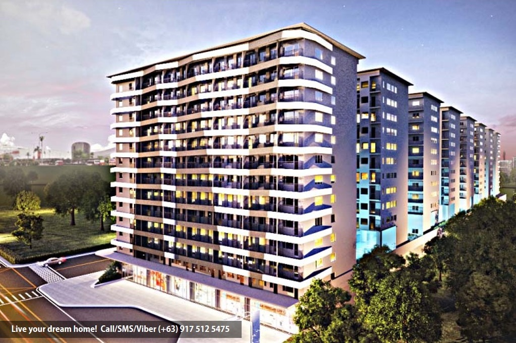 SMDC S Residences - Family Suite B With Balcony | Condominium for Sale SM Mall of Asia Pasay