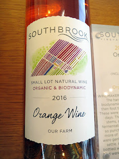 Southbrook Small Lot Orange Wine 2016 (89 pts)