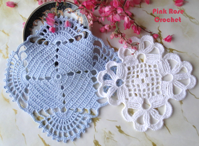 Pink Rose Crochet Porta Copos Quadradinhos Branco e Azul : QuadradinhosCentrinhosdeCrocheCrochetSquare from pinkrosecrochet.blogspot.com size 640 x 470 png 555kB