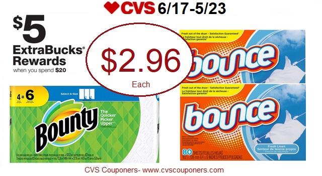 http://www.cvscouponers.com/2018/06/hot-bounty-paper-towels-or-bounce-dryer.html