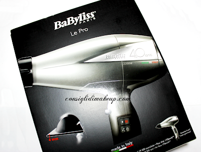 Review: Asciugacapelli Le Pro 6670e - BaByliss Paris