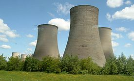 Study of Cooling Tower