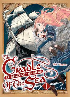 Le berceau des mers - tome 1 aux éditions Komikku