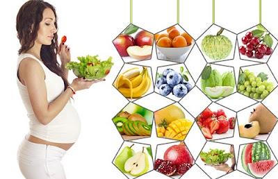 Beberapa Jenis Buah Untuk Ibu Hamil Muda