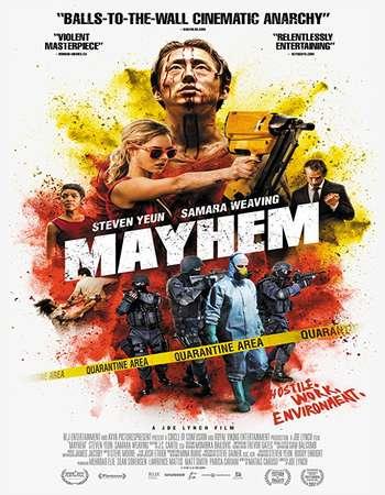 Mayhem 2017 Full English Movie BRRip