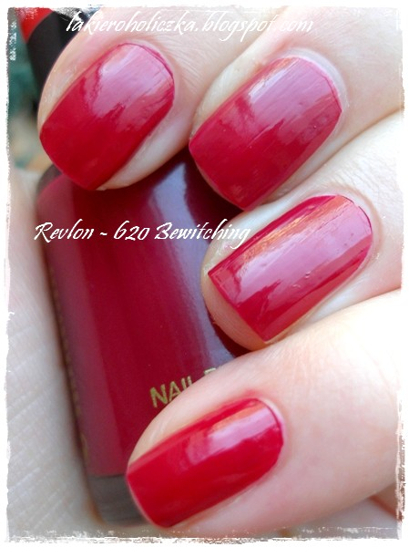 Confessions Of A Polishaholic Revlon 620 Bewitching