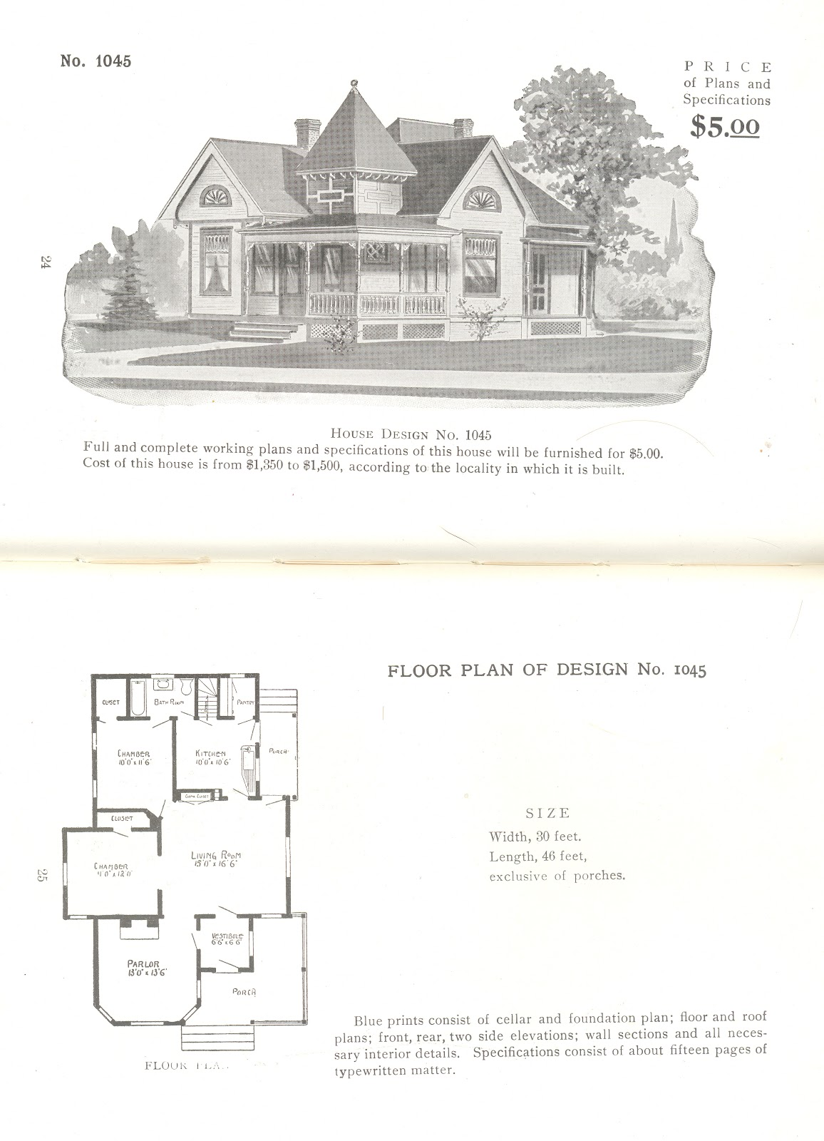 Old photos of architecture: 1908 Radford Architectural