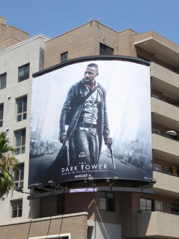 Roland Deschain Dark Tower billboard