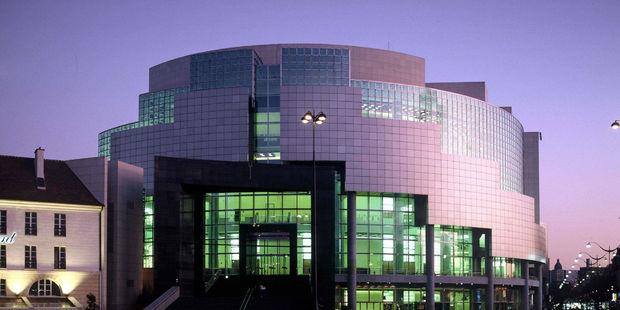 Ópera Bastille no bairro Bastille