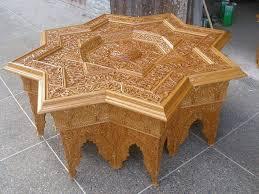 La Medina: Table de salon marocain moderne