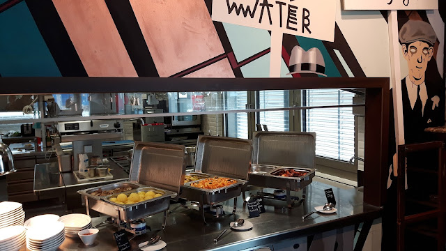 Fein speisen und Familien-Brunch im La Bohème Schwabing
