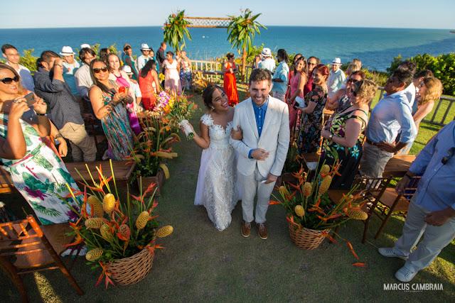 casamento no club med trancoso destination wedding na praia, cerimônia, mirante