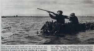La caza tradicional en la albufera