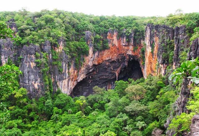Parque Nacional Cavernas do Peruaçu
