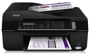 Epson BX320FW Wireless Printer Setup