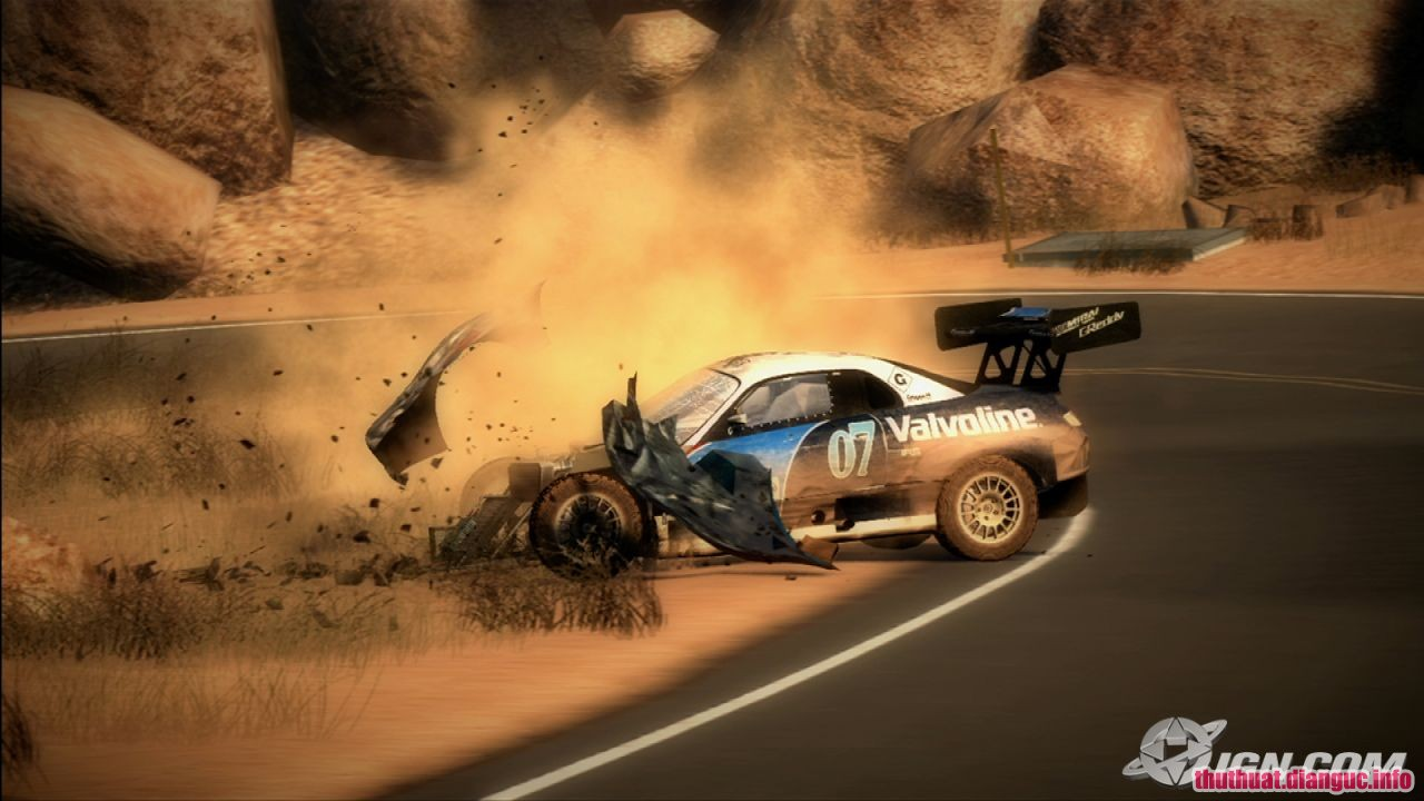 Download Game Colin McRae: DiRT Full RIP